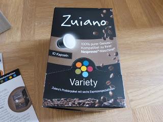 Zuiano: Alternative zu Nespresso Kapseln